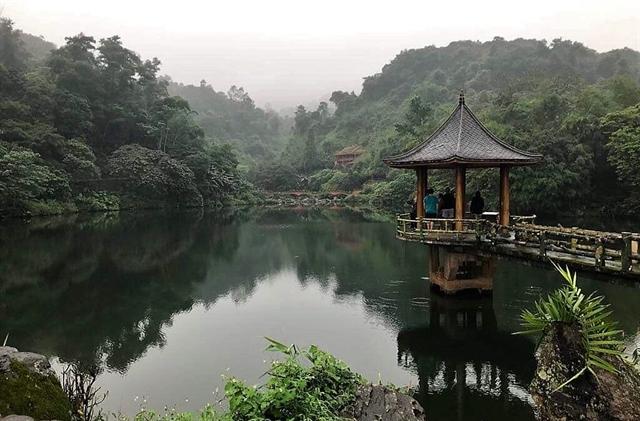 Enjoy nature at Ba Vì National Park