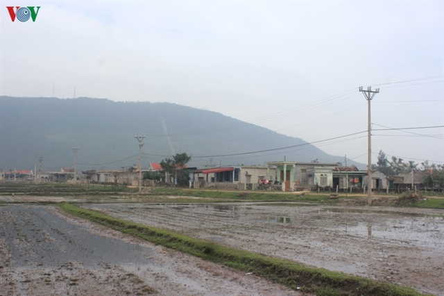 Quảng Bình thermal power plant hindered by local residents