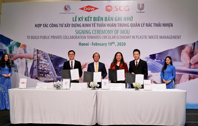 Việt Nam builds public private collaboration to address plastic waste