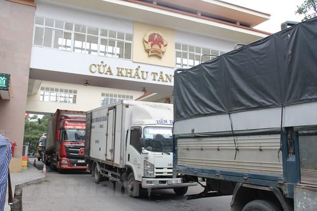 Việt Nam-China trade to resume as border gate reopens