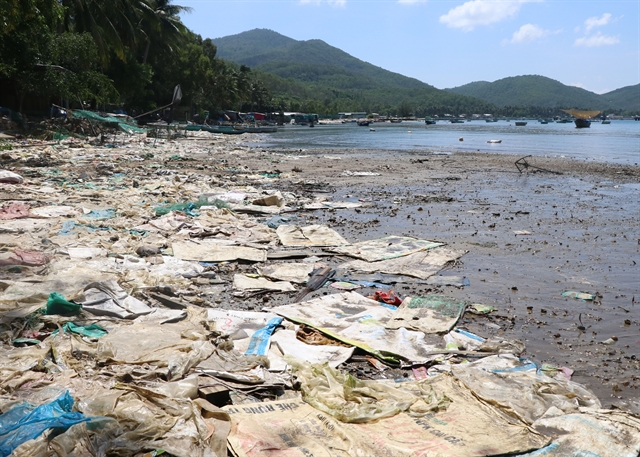 Pollution in Xuân Đài Bay to be treated