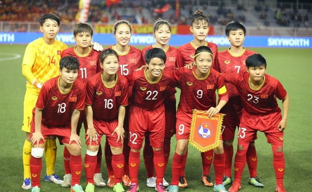 VN womens team have more chance to compete in Asian Cup