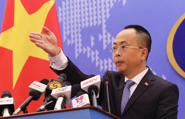 VN to maintain dialogue with US to promote bilateral trade: vice spokesperson