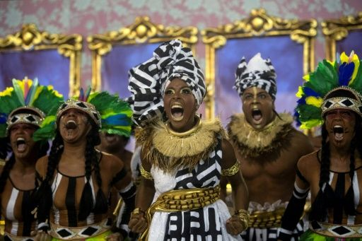 Culture war rages amid the glitter at Rio carnival