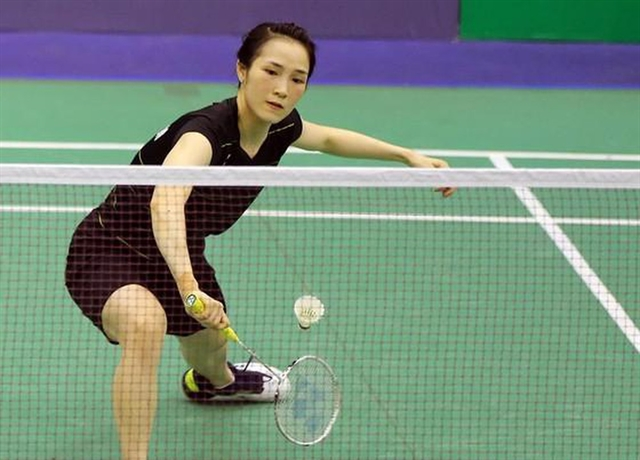 Trang and Linh win in first round of Austrian Open