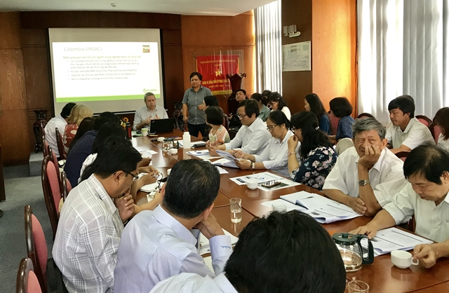Việt Nam to enhance agriculture risk management capacity