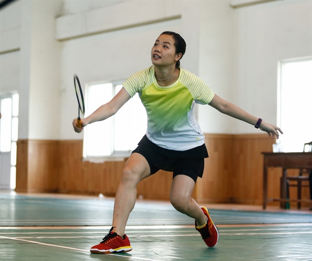 Linh finishes second in Austrian Open