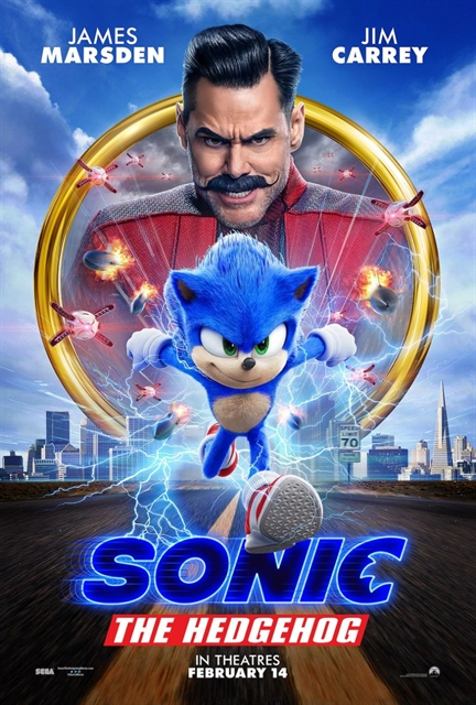 Sonic outpaces its rivals to again top N.America box office