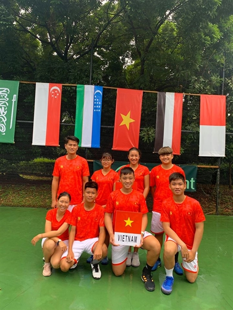 Players to compete at Junior Davis Cup and Junior Fed Cup Asia Oceania