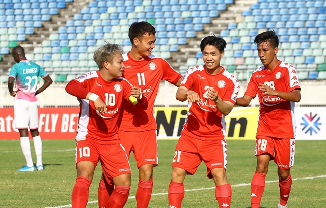 Phượng hopes to continue shining in AFC Cup