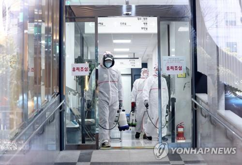 S. Korea reports 60 new virus cases total now at 893