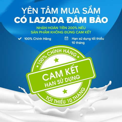 Lazada launches milk guarantee programme
