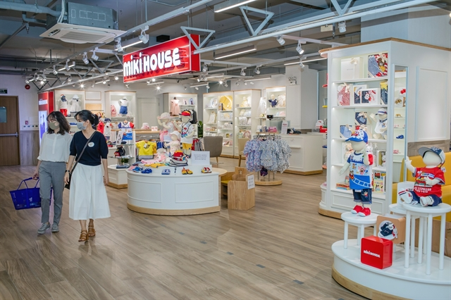 Japans Miki House open first store in Việt Nam