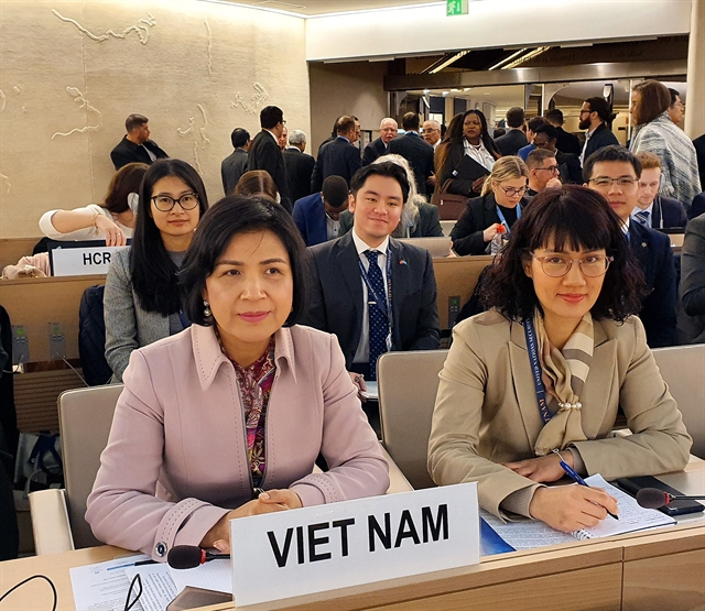 Việt Nam highlights ASEANs efforts in protecting childrens rights