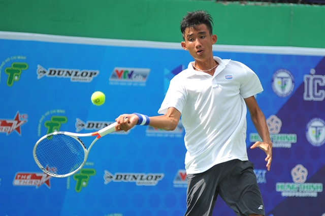 Phương out Nam begins competing at M15 Sharm El Sheikh tennis event
