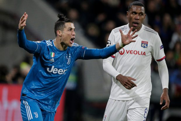 Tousart gives Lyon edge against below-par Ronaldo and Juventus