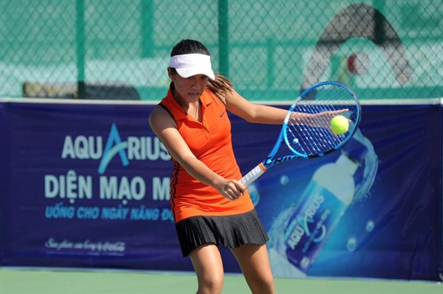 Second-placed Việt Nam through to semi-finals at Junior Davis Cup/Junior Fed Cup