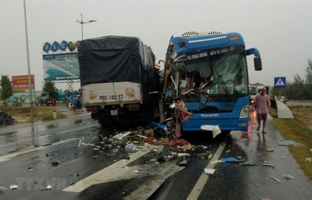 Traffic accidents kill 1125 this year