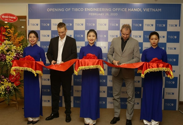TIBCO Software opens office in Hà Nội