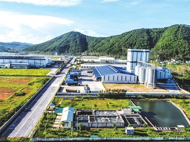 Adjustment task of the Southeastern Nghệ An Economic Zone approved