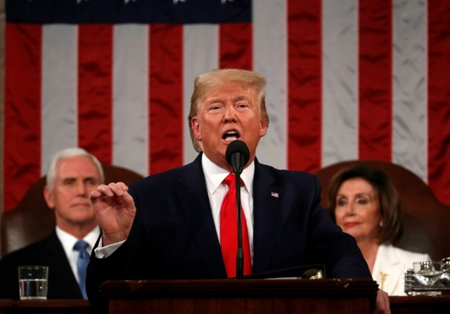 Trump in State of Union speech: I keep my promises