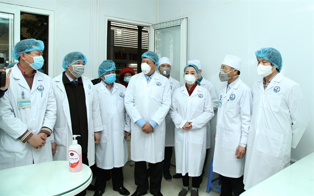 Vĩnh Phúc strictly supervises coronavirus patients