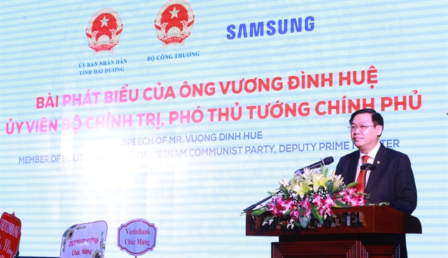 Việt Nam keen to develop supporting industries: Deputy PM