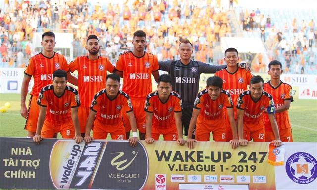 Đà Nẵng football team on high alert for coronavirus