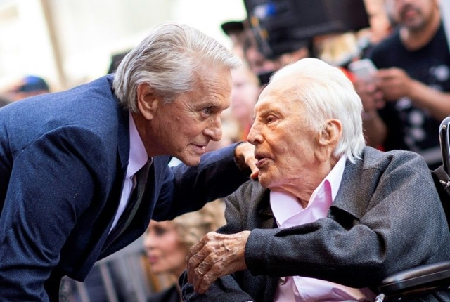 Hollywood legend Kirk Douglas dead at 103