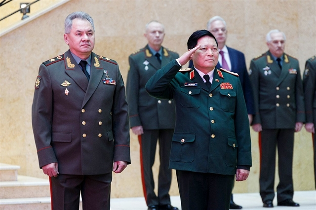 Defence cooperation – pillar of Việt Nam-Russia relations
