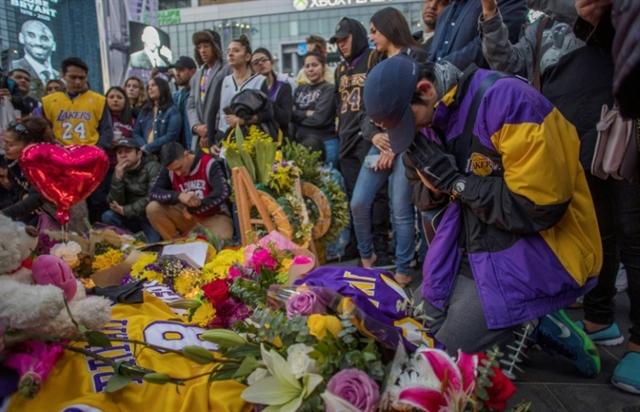Kobe Bryant memorial set for Feb 24 - reports