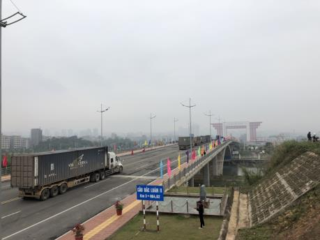 Border gates with China start to reopen