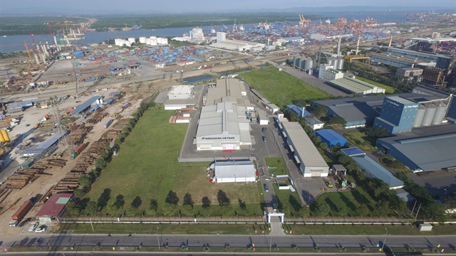 Hải Phòng eyes new industrial zones this year