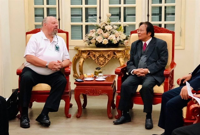War veterans associations hailed as bridges connecting Việt Nam and US