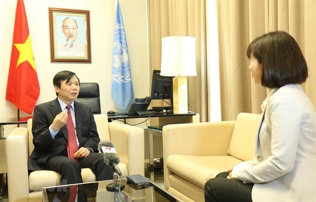 Việt Nam backs UNSC-OSCE stronger cooperation