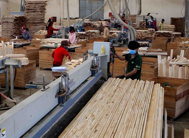 Local wood firms need to seek alternative materials suppliers to cope with COVID-19