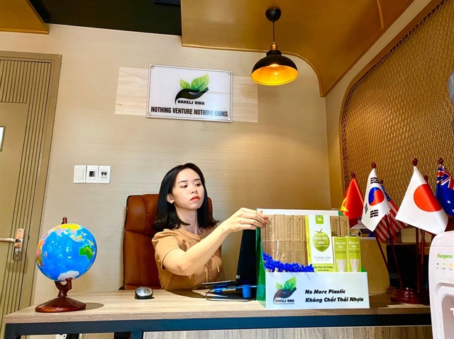 Going green in HCM City with eco-friendly products