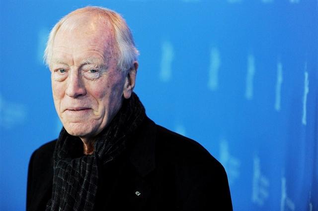 Exorcist star Swedish screen legend Max von Sydow dies at 90