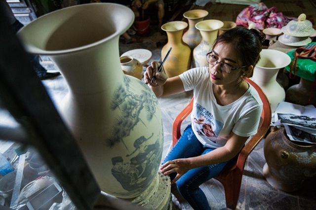 Hà Nội to open vocational training courses in craft villages this year