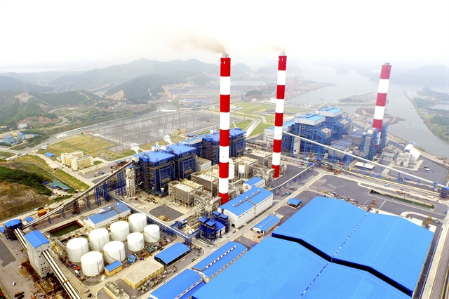 Việt Nam reduces capacity of coal power plants
