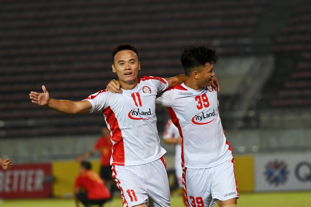 HCM City bag more win at AFC Cup