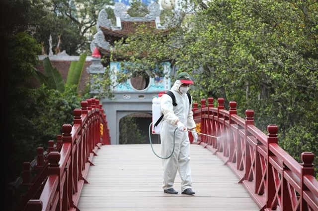 Tourist sites in Hà Nội closed for disinfection