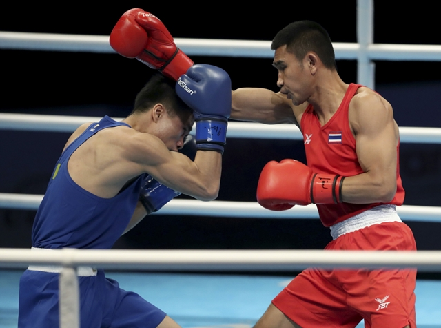 Đương takes home bronze from Olympic qualifying competition