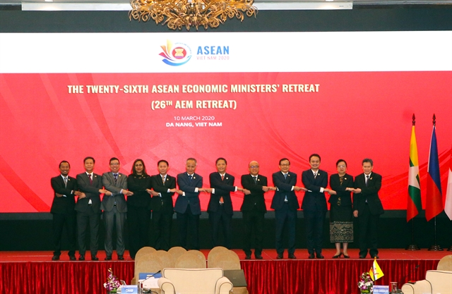 ASEAN ministers to fight COVID-19 together