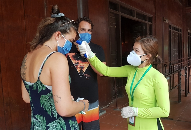 Tour guide in Hà Nội tests positive for SARS-CoV-2