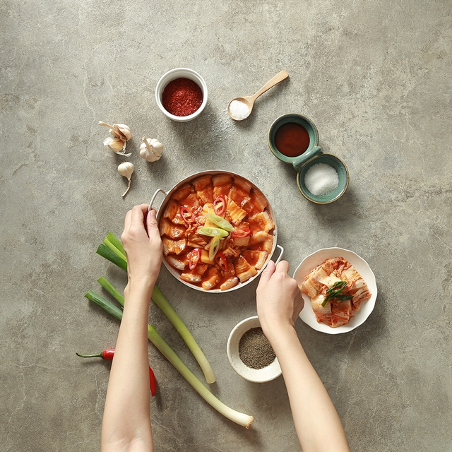 Young food stylistbrings flair to Vietnamese cuisine