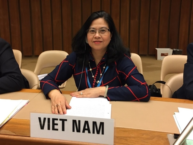 A talk with the first Vietnamese woman appointed WHOs division director