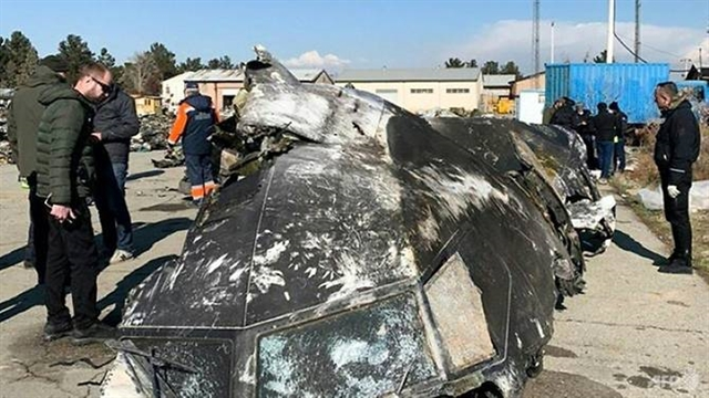 Iran agrees to hand over downed jets black boxes to Ukraine