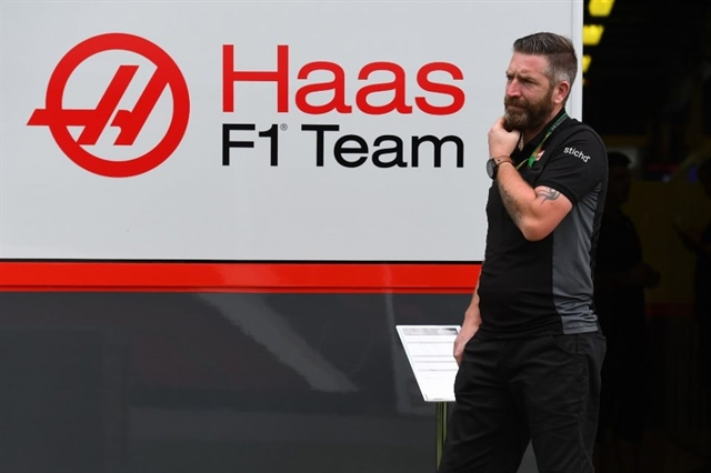 Two more Haas F1 staff isolated over virus fears