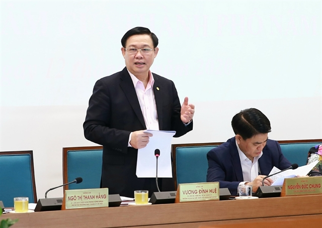 Hà Nội seeks economic recovery solutions